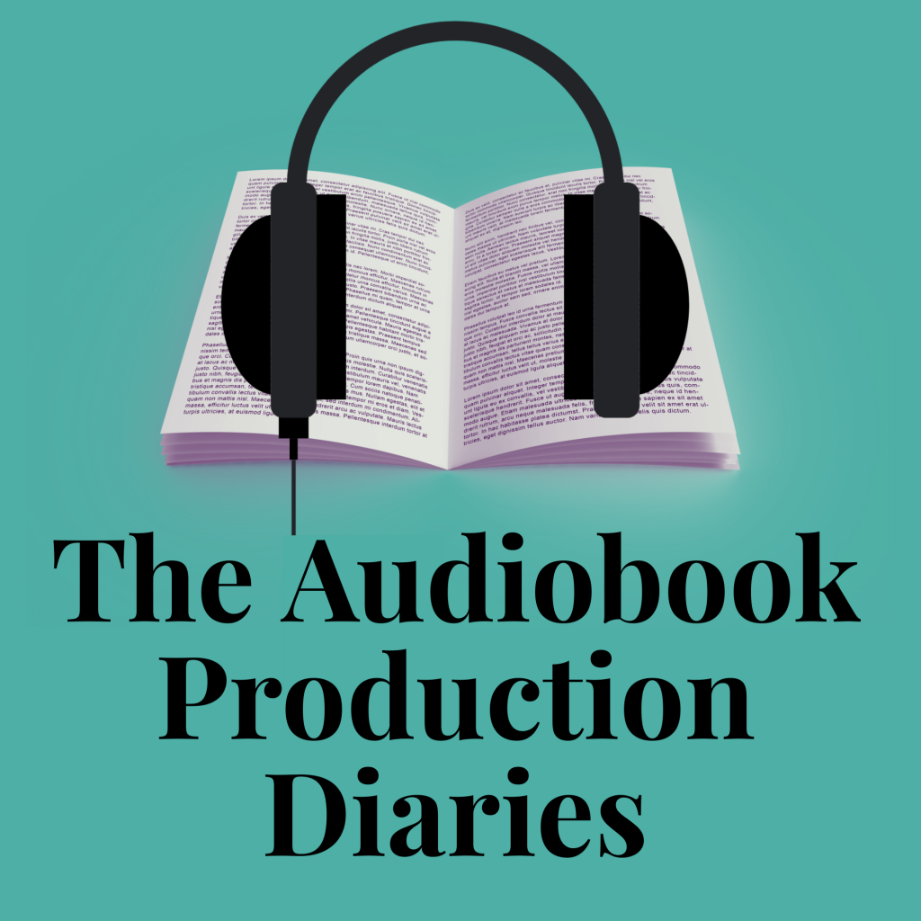 The Audiobook Production Diaries Logo